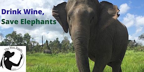 Drink Wine, Save Elephants tickets