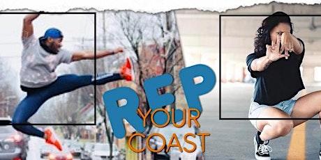 Rep Your Coast via Zoom tickets