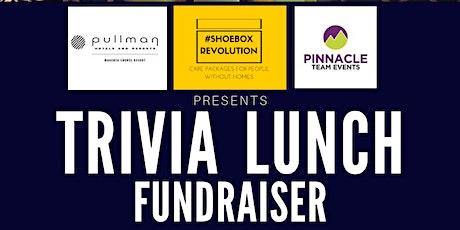 Shoebox Revolution Trivia Lunch Fundraiser tickets
