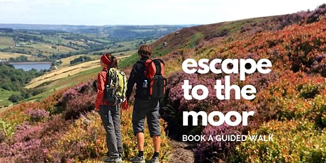 Escape To The Moor : Haworth Guided Walks tickets