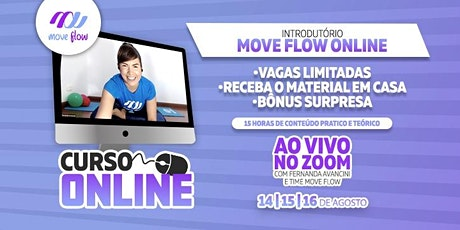 INTRODUTÓRIO MOVE FLOW ONLINE ingressos