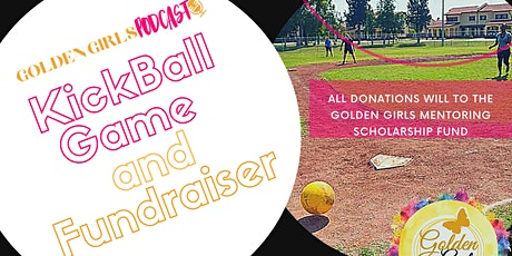 Golden Girls Kickball Game and Fundraiser tickets
