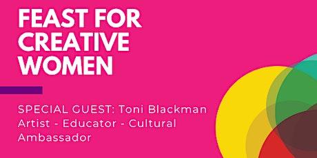 Feast for Creative Women tickets