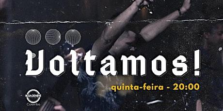 Culto Presencial Quinta-Feira  02/07 20:00 Horas ingressos