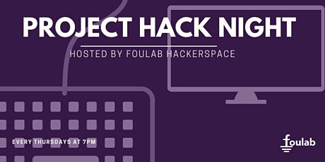 Project hack night tickets
