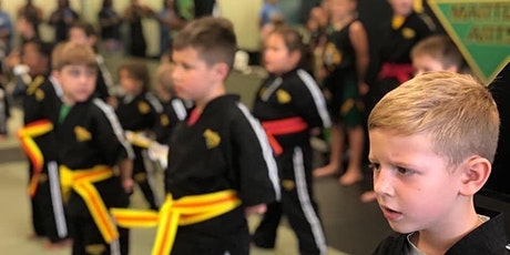 FREE Grand Opening Karate for Concentration Workshop tickets