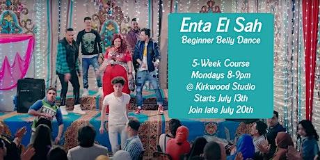 Beginner Belly Dance to song Enta El Sah tickets