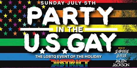 Party In The U.S. Gay tickets