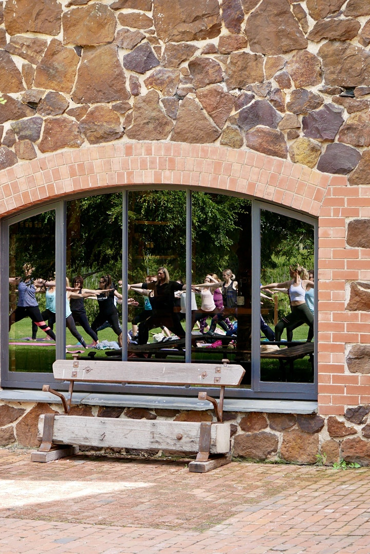 Yoga Yoga at Wirra Wirra Winery image