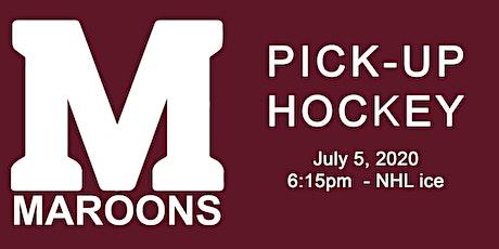 Sunday July 5th @ 6:15pm - Maroons Hockey - Pickup Session tickets