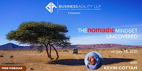 The Nomadic Mindset UNCOVERED Tickets