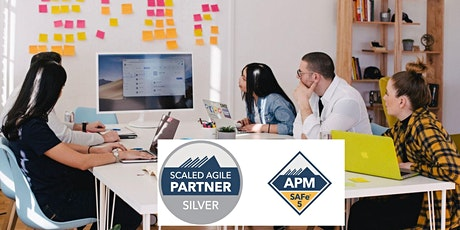 SAFe® Agile Product Management (APM®)-Aug 17-19-Scaled Agile Certification tickets