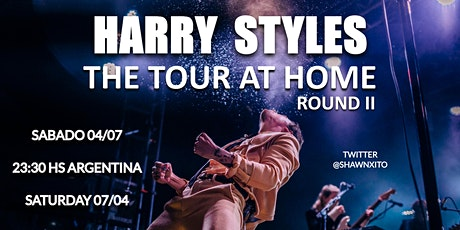 Harry Styles: The tour at home (part II) tickets