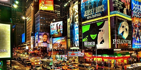 On with the Show! The History of Musical Theater tickets