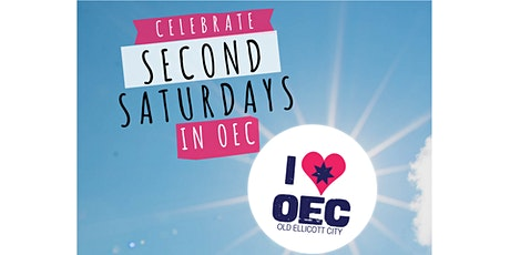 Second Saturday in OEC tickets