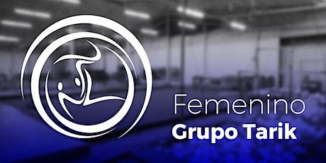 Femenino Grupo Tarik entradas