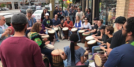 Hand Drumming for Beginners tickets