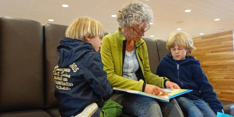 Intergenerational Book Club Comes to CBE! tickets