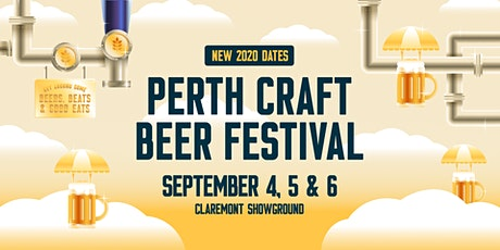 Perth Craft Beer Festival 2020 tickets