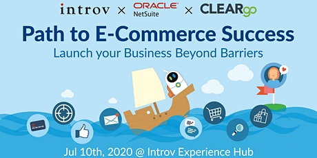 Path to E-Commerce Success – Launch your Business Beyond Barriers tickets