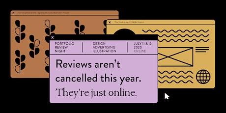 Portfolio Review Night tickets