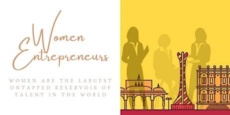 Women Helping Women Entrepreneur Webinar tickets