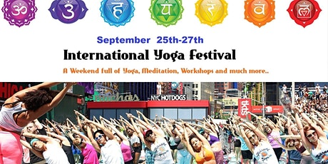 International Yoga Festival Online 2020 Tickets