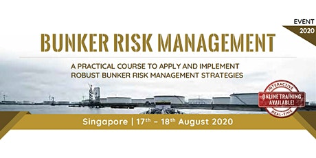 Bunker Risk Management tickets