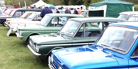Classic Car Show & Vintage Fly-in 2021 Exhibitor Booking tickets