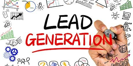 Lead Generation : Stratégie d'acquisition de trafic ou de leads (Webinar) tickets