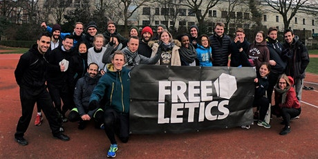 Brussels Free Sport & Social Event: Sunday Freeletics Workout billets