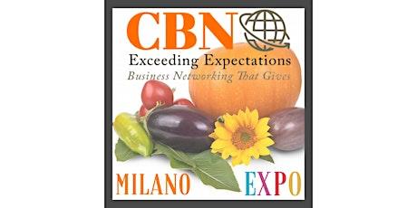 CBN EXPO Milano - eccellenze enogastronomiche italiane tickets