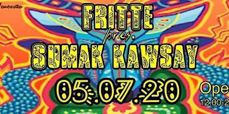 Fritte pres. Sumak kawsay Tickets