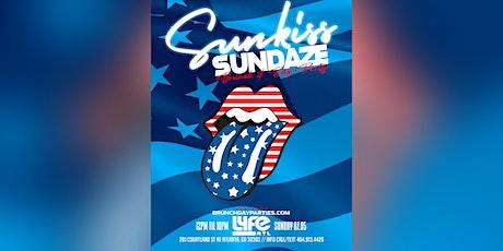 THIS SUNDAY :: SUNKISS SUNDAZE DAY PARTY @ LYFE NIGHTCLUB tickets