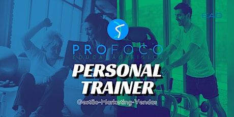 Personal Trainer EAD 2020 ingressos
