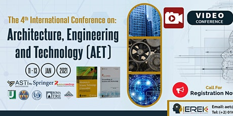Architecture, Engineering, and Technology (AET) - 4th Edition tickets