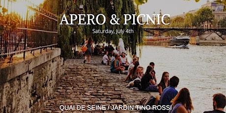 ★ Apéro Festif International: Les Quais ★ Samedi 7 Juillet 2020 billets