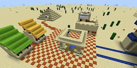 Minecraft: Wir entdecken Ägypten neu Tickets