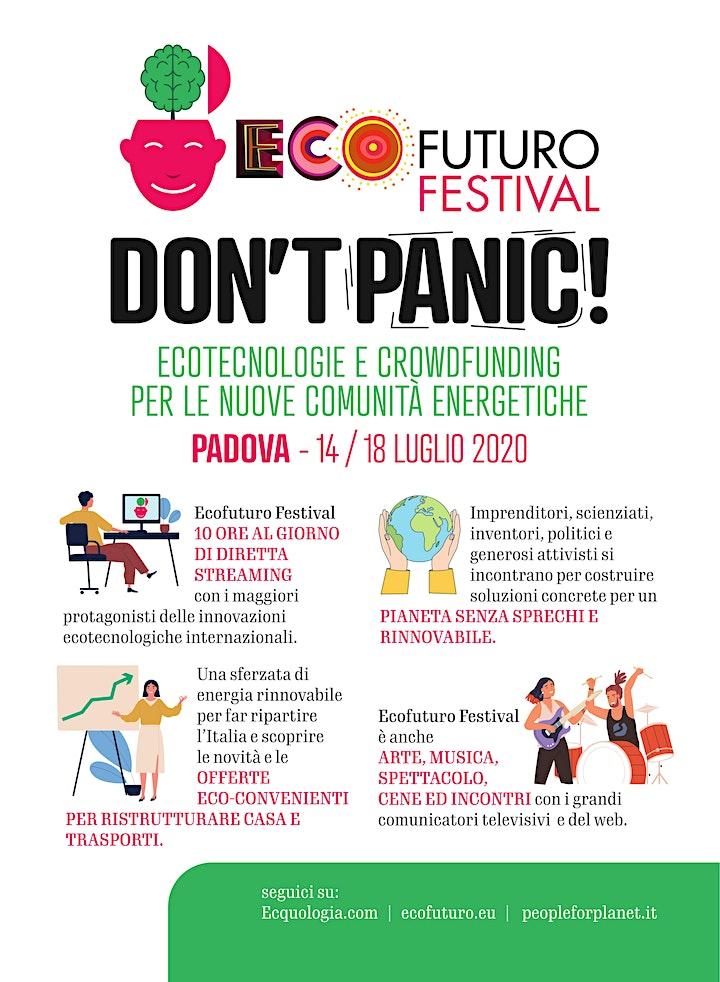Immagine EVVIVA LA TERRA E CHI CI VIVE DENTRO Ecofuturo Festival 2020
