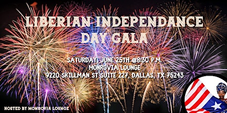 Monrovia Lounge Independence Day Gala tickets