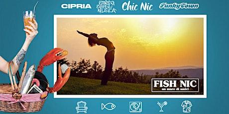 Yoga Welcome Summer / FISH NIC - 4 Luglio biglietti