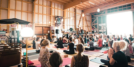 Shine With Kindness Yoga Charity Event with Live Music Tickets