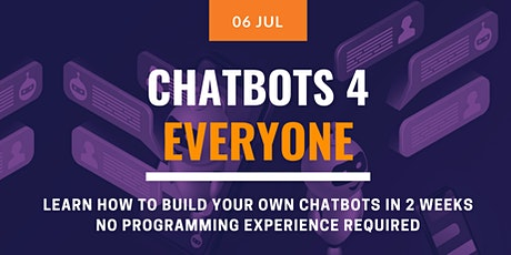 AI4IMPACT Chatbots 4 Everyone tickets
