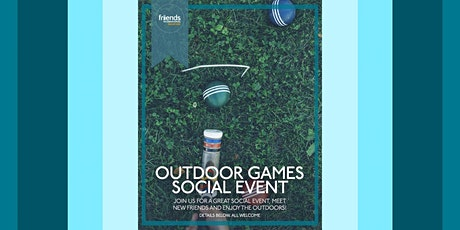 Outdoor Games Social tickets