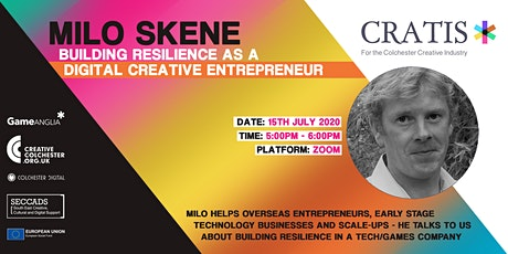 Building Resilience as a Digital Creative Entrepreneur Tickets