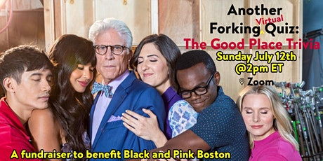 Another Forking Quiz Chapter 2: Trivia to Benefit Black and Pink Boston tickets