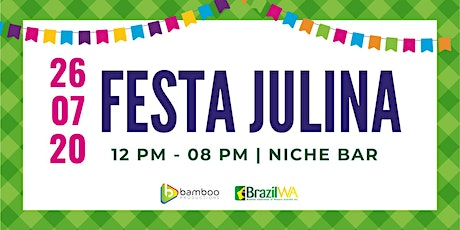 Festa Julina 2020 tickets