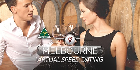 Melbourne Virtual Speed Dating | 34-46 | August tickets