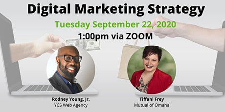Digital Marketing Strategy tickets