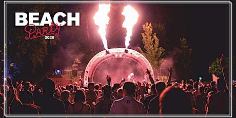 Beachparty 2020 ★ Strandbad Templin in Potsdam Tickets